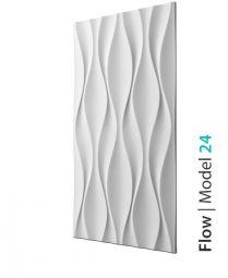 Panel Ozdobny 3D Na Ścianę Flow