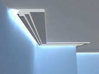 Faseta LED oświetleniowa sufitowa LO15