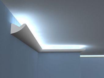 Gzyms oświetleniowy LED LO1A