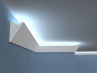 Gzyms Oświetleniowy LED LO2B