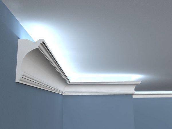 Gzyms oświetleniowy ścienny LED