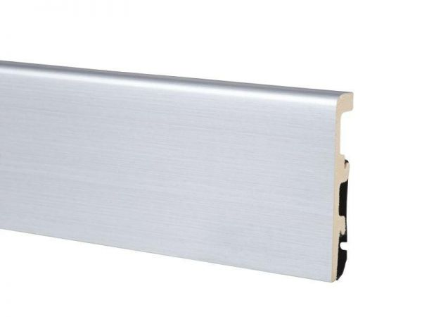 Listwa przypodłogowa 02 aluminium