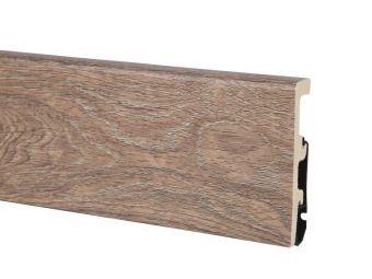 Listwa przypodłogowa drewnopodobna 18 dąb loft