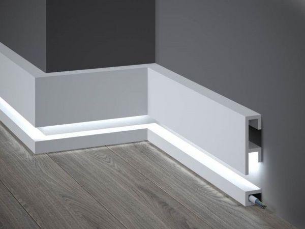 Listwa oświetleniowa LED Mardom Decor QL019+QL021