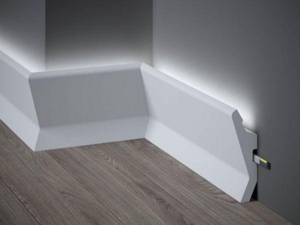 Listwa przypodłogowa oświetleniowa LED