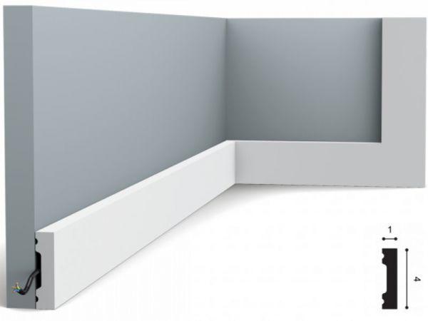 Listwa przypodłogowa SX162 Orac Decor