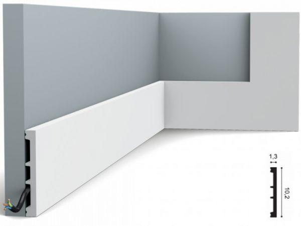 Listwa przypodłogowa SX163 Orac Decor