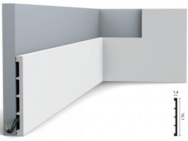 Listwa przypodłogowa SX168 Orac Decor