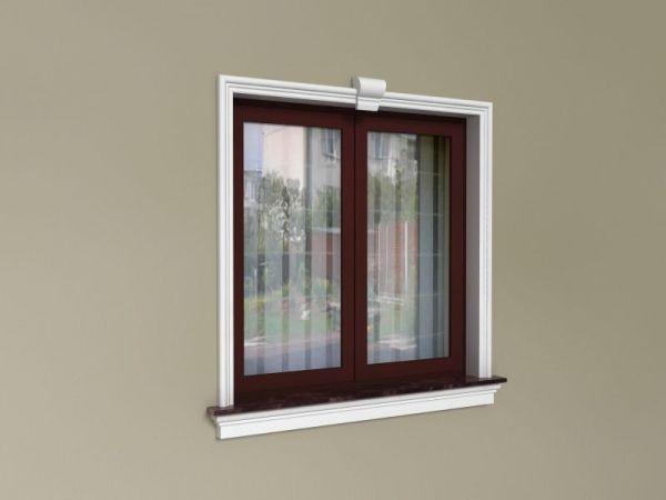 Obramowania okien - Zestaw klasyczny ZKL6