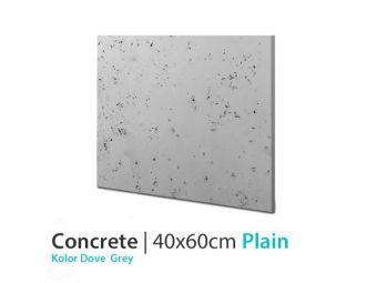 Beton Ozdobny Plain Dove Grey 40x60