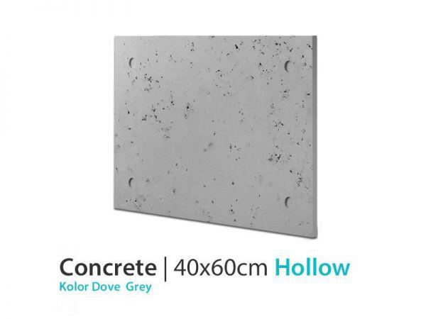 Beton architektoniczny płyta Grey 40x60