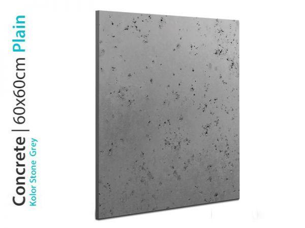 Płyta betonowa dekoracyjna Stone Grey 60x60