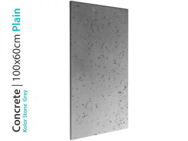 Beton architektoniczny sklep Stone Grey 60x100