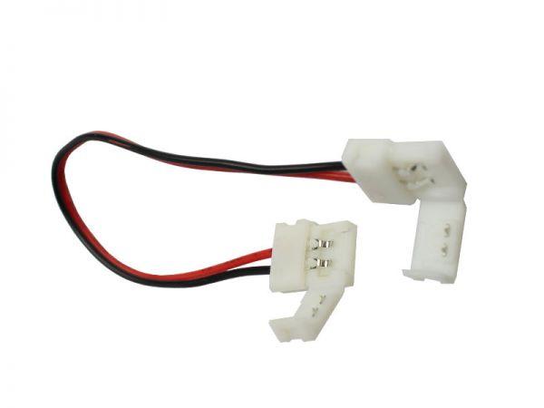 Złączka do taśmy LED CLICK 10mm 2 pin