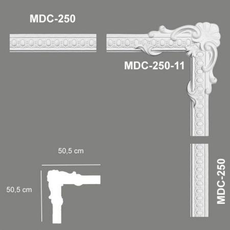 Narożnik MDC250-11