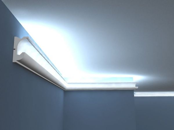 Gzyms oświetleniowy LED LO23A