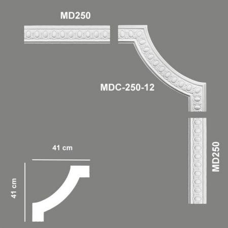 Narożnik MDC250-12