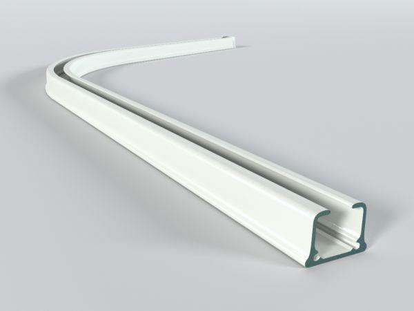 Łuk do szyny aluminiowej ZS 130 st.