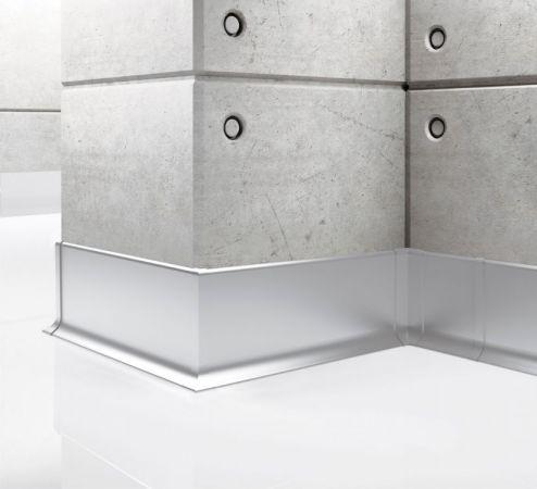 Listwa przypodłogowa aluminiowa LP59 Creativa