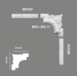 Narożnik ozdobny MDC252-11