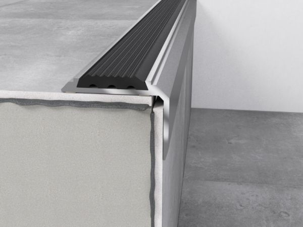 Listwa wykończeniowa do schodów PS6 1,2 m (opak. 4 szt.)