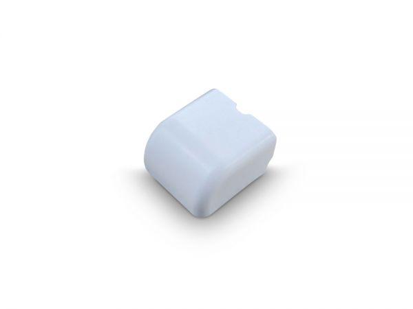 Zaślepka uchwytów do mocowania szyn aluminiowych ZS/ZD