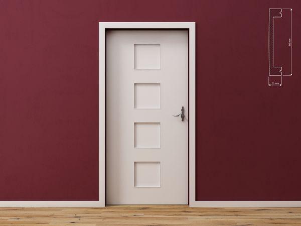 Listwa wielofunkcyjna do drzwi, ścian i podłóg Decor System DSS05