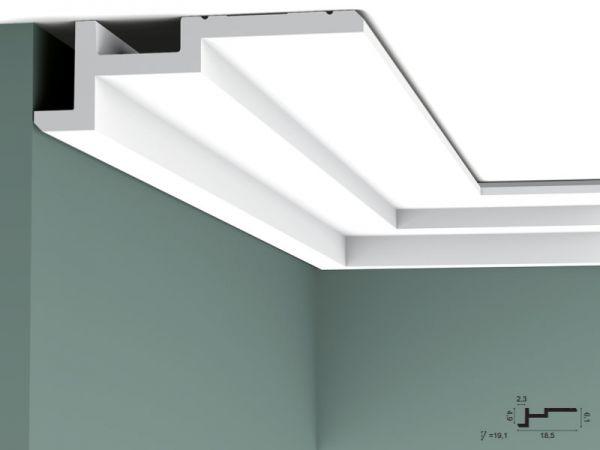 Listwa sufitowa C396 Orac Decor  na sufit