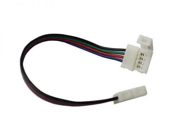 Złączka do taśmy LED CLICK 10mm 4 pin