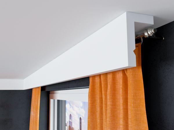 Listwa do zabudowy karnisza 18 cm LKO3D LED