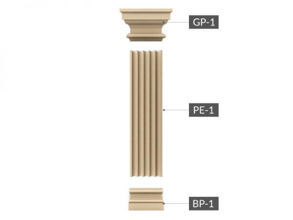Zestaw Pilastrów ZP2-250