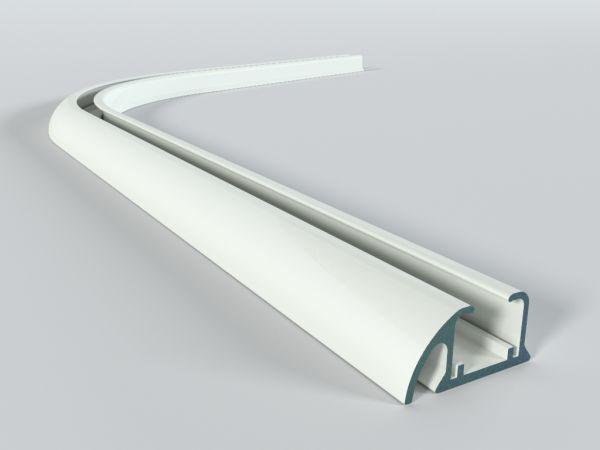 Łuk do szyny aluminiowej ZD 130 st.