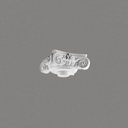 Ozdobne zwieńczenie kolumny C1001-1W