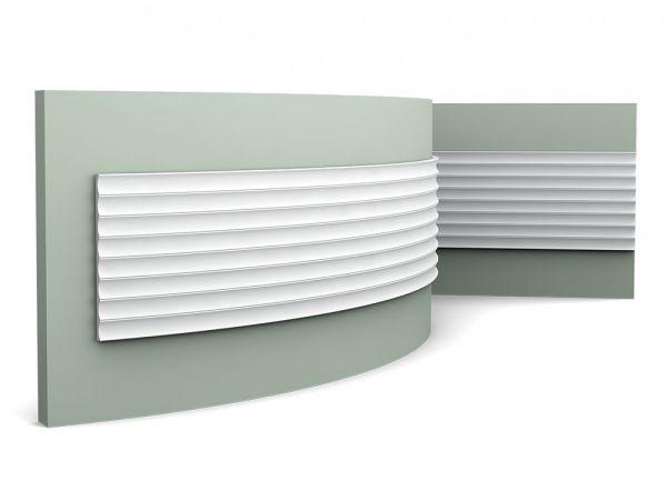Panel ścienny 3D elastyczny W109F Flex Valley ORAC DECOR