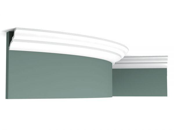Nowoczesna elastyczna  listwa sufitowa C323F Orac Decor
