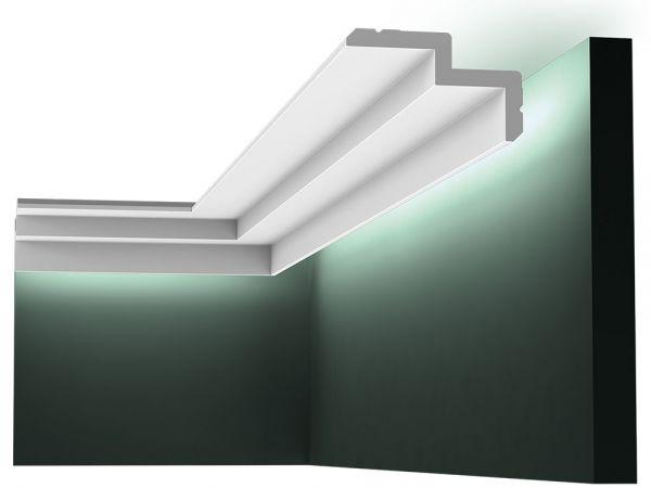 Listwa sufitowa oświetleniowa C390 Orac Decor
