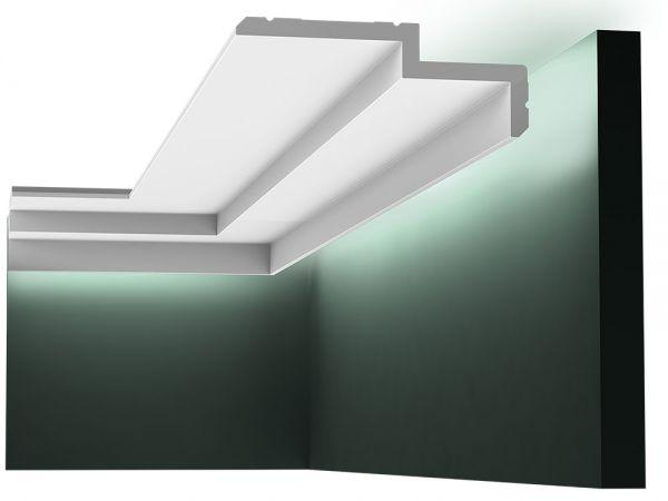 Listwa sufitowa oświetleniowa C391 Orac Decor