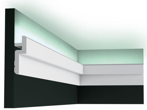 Nowoczesna listwa oświetleniowa ścienna C394 Orac Decor
