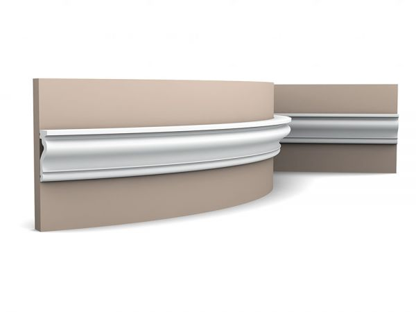 Listwa ścienna elastyczna DX174F Orac Decor