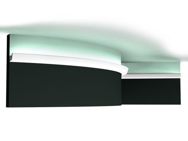 Listwa oświetleniowa sufitowa elastyczna cx189F Led Orac Decor