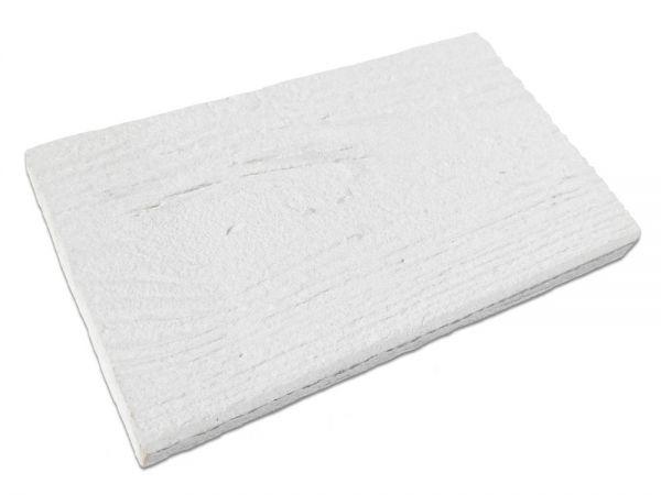 Deska elewacyjna drewnopodobna Biała