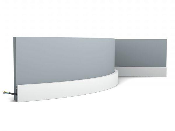 Elastyczna listwa przypodłogowa SX162F Orac Decor