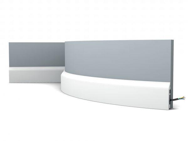 Listwa elastyczna przypodłogowa SX172F Orac Decor