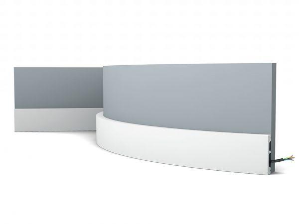 Listwa przypodłogowa elastyczna SX157F Orac Decor