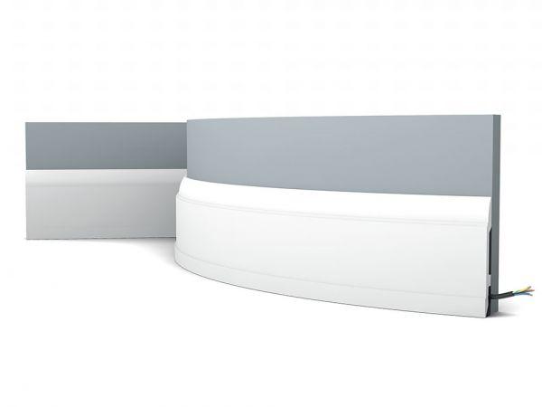 Listwa elastyczna przypodłogowa SX104F Orac Decor