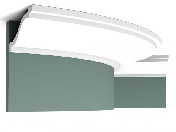 Listwa sufitowa elastyczna C331F Orac Decor