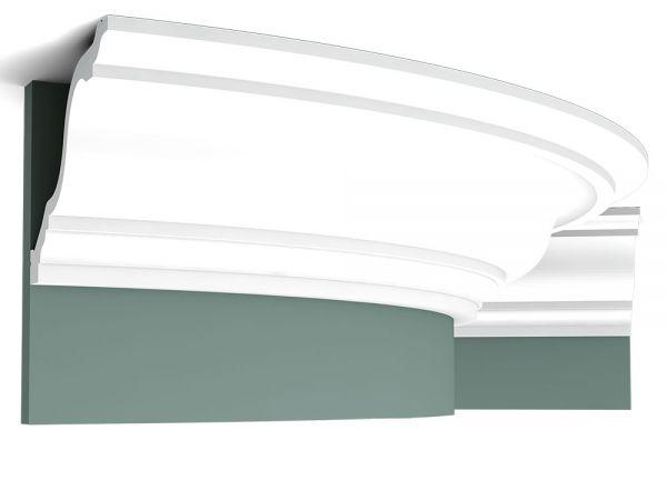 Listwa sufitowa elastyczna C334F Orac Decor