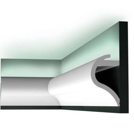 Listwa oświetleniowa sufitowa LED C364 Orac Decor