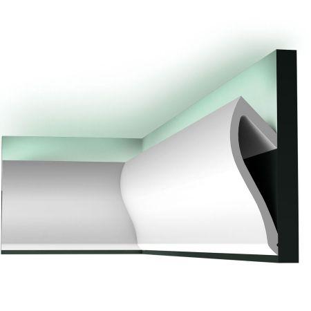 Listwa oświetleniowa sufitowa LED C371 Orac Decor