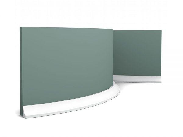 Listwa ćwierćwałek elastyczna C250F Orac Decor